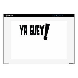 """Ya Guey Skin For 15"""" Laptop"""