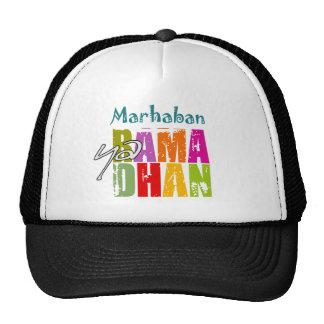 Ya Ramadhan de Marhaban Gorro