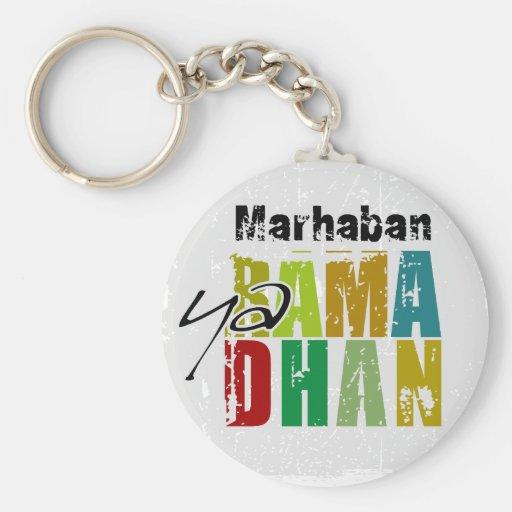 Ya Ramadhan de Marhaban Llavero