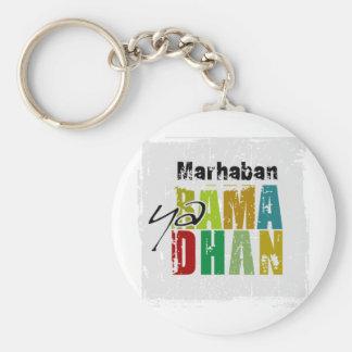 Ya Ramadhan de Marhaban Llaveros