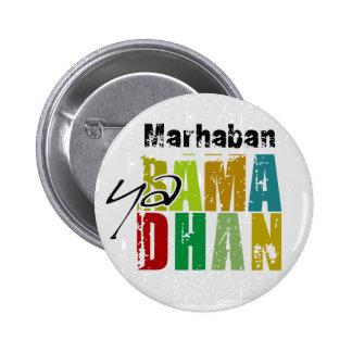 Ya Ramadhan de Marhaban Pins