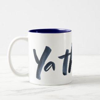 Ya think!  Mug with an Attitude.