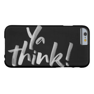 Ya think!  Unique artsy iPhone 6, case. Barely There iPhone 6 Case