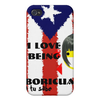 Ya tu Sabe Case For iPhone 4