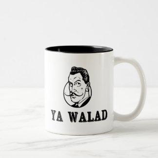 Ya Walad Coffee Mugs