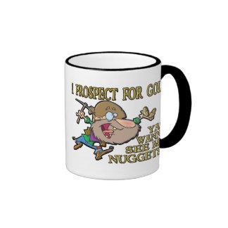 Ya' Wanna' See My Nuggets ? Mug