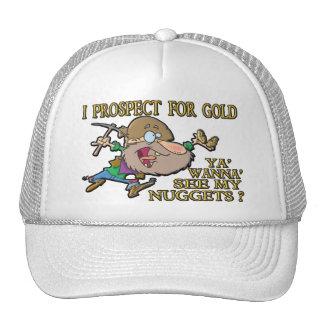 Ya' Wanna' See My Nuggets ? Trucker Hat