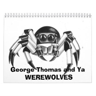 Ya y George Thomas Calendarios