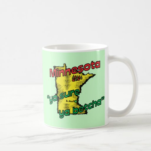 ~ Ya Ya seguro Betcha del lema del manganeso los E Taza De Café