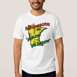 ~ Ya Ya seguro Betcha del lema del manganeso los Polera