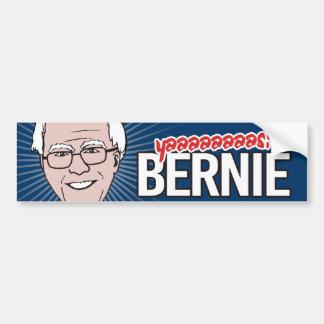 Yaaaas Bernie - chorreadoras de Bernie - .png Pegatina Para Auto