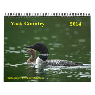Yaak Country Calendar 2014