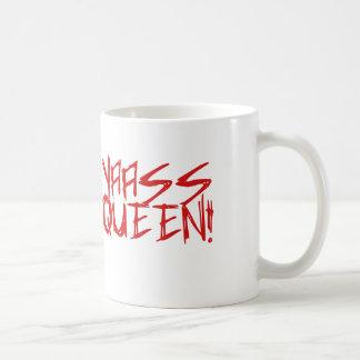 YAASS QUEEN COFFEE MUG