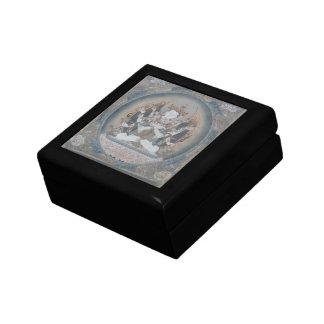 Yab-Yum caja de la joyería/de regalo Joyero Cuadrado Pequeño