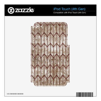 Yabane - Arrow Feathers iPod Touch 4G Skin