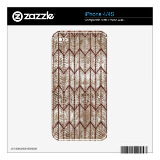 Yabane - Arrow Feathers Skins For iPhone 4S
