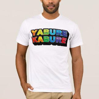 YABURE KABURE (Desparate) Crazy Color T-Shirt