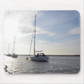 Yacht Amanda Louise II Mousepad