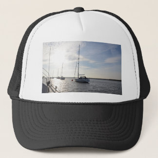 Yacht Amanda Louise II Trucker Hat
