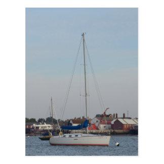 Yacht Aragorn Postcard