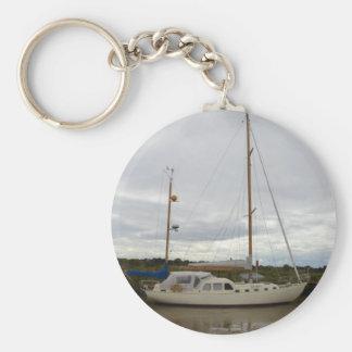 Yacht Aska Keychain