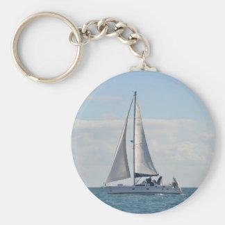 Yacht Baloo Keychain