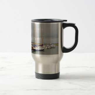 Yacht Barn Owl Travel Mug