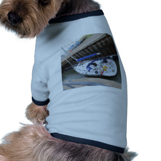 Yacht Bliss In The Lock Pet T Shirt