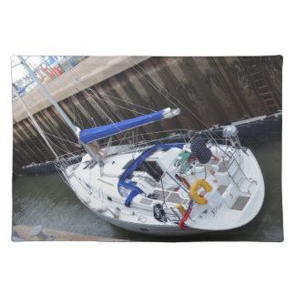 Yacht Bliss In The Lock Cloth Placemat