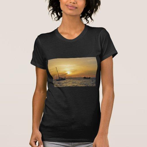 Yacht Blue Moon T-Shirt