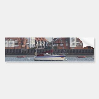 Yacht Bueno Car Bumper Sticker
