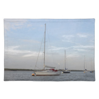 Yacht Clara On The Crouch Placemats