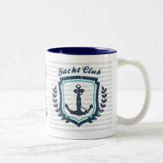 Yacht Club Coffee Mugs Mug