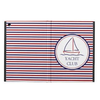 Yacht Club Cover For iPad Air