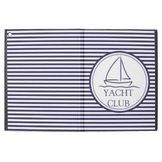 "Yacht Club iPad Pro 12.9"" Case"