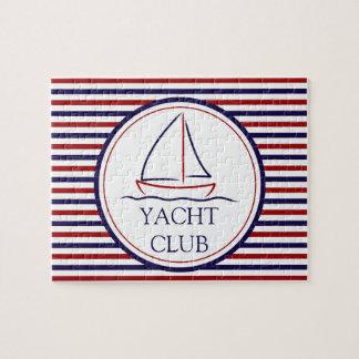 Yacht Club Jigsaw Puzzle