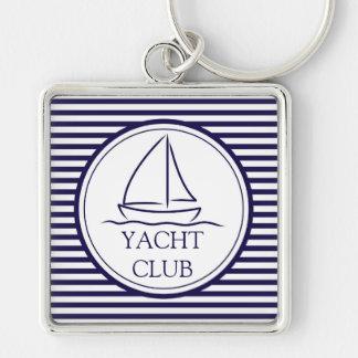 Yacht Club Keychain