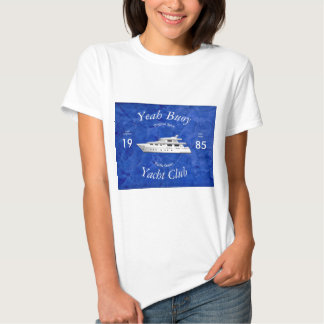 Yacht Club Yeah Buoy Tee Shirt