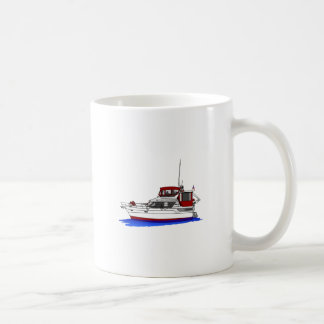 Yacht Coffee Mug