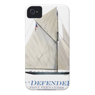 yacht defender 1895 Case-Mate iPhone 4 case