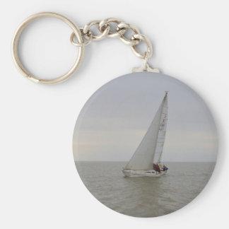 Yacht Floozie Of Kerry Keychain