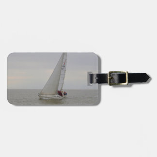 Yacht Floozie Of Kerry Luggage Tags