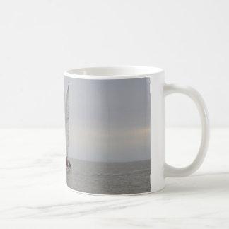 Yacht Floozie Of Kerry Classic White Coffee Mug
