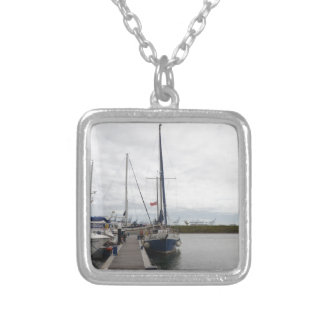 Yacht Francesca Silver Plated Necklace