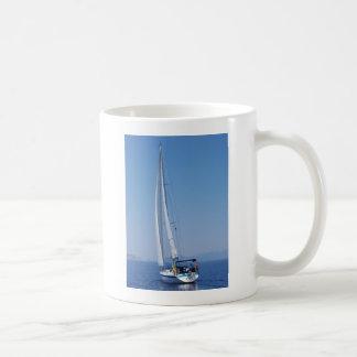 Yacht Full Flight Coffee Mug
