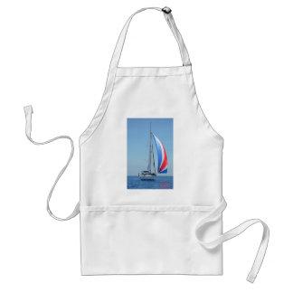 Yacht Hakuna Matata Adult Apron