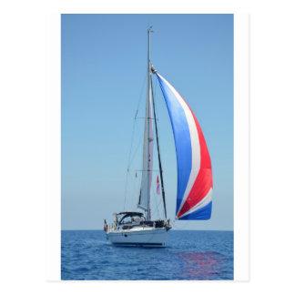 Yacht Hakuna Matata Postcard