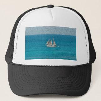 Yacht in St. Maarten Trucker Hat