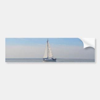 Yacht Janimari II Car Bumper Sticker