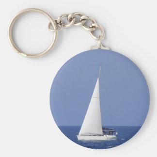Yacht Key Chains